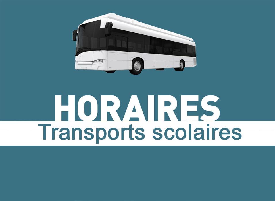 Les services de Rodez Agglomération horaires bus Rodez - transports scolaires
